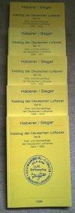 KATALOG DER DEUTSCHEN LUFTPOST - LUFTHANSA 1955-98 - Germany Flight Covers