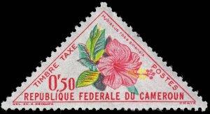 Cameroun - Scott J34 - Mint-Hinged - Gum Damage
