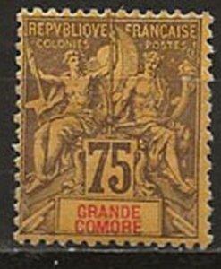 Grand Comoro #10 m