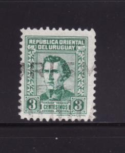 Uruguay 572 U José Gervasio Artigas, National Hero  (A)