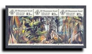 Seychelles-Zil Elwannyen Sesel Scott 140