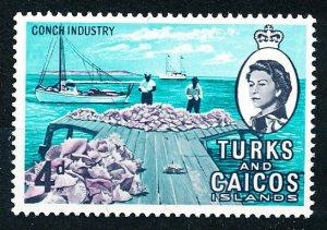 Turks & Caicos Islands #162 Single MNH