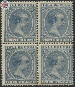 Cuba 1896 Scott 146 | MNH | CU18126