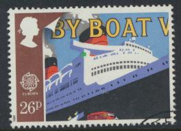 Great Britain SG 1393 -  Used - Europa Transport & Mail