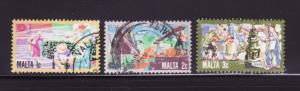 Malta 593-595 U Workers