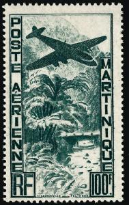 Martinique (Scott C11) Mint OG VF hr...Buy before prices go up!