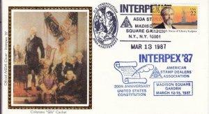1987, INTERPEX, Colorano Silk (D15164)