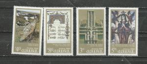 Armenia Scott catalogue #448-451 Unused Hinged