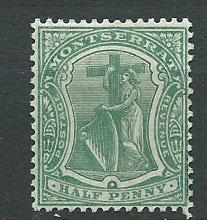 Montserrat SG 35 Mint Hinged