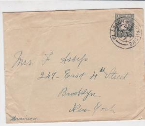eire ireland 1937 stamps cover ref 19493