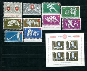 Switzerland Lot VF NH -   Lakeshore Philatelics