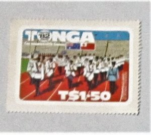 Tonga - 525, MNH. Commonwealth Games. SCV - $8.25