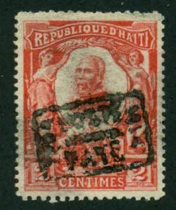 Haiti 1904 #103 MH SCV(2018)=$0.60