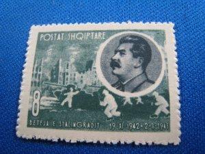 ALBANIA 1963 - SCOTT # 653   MNH