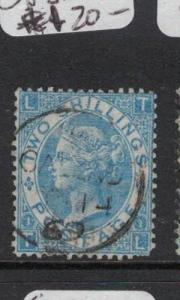 Great Britain Used Callao SG Z55 Copy Three VFU (3dqi)