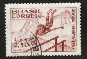 Brazil Scott 847 used stamp