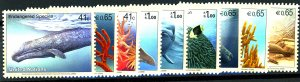 UNITED NATIONS #ENDANGERED SPECIES MINT OG NH SET OF 9