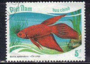 VIETNAM SC# 1831 *CTO*  5d  1988   SEE SCAN