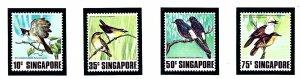 Singapore 295-95 MNH 1978 Birds