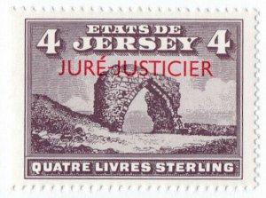(I.B) Jersey Revenue : Justice £4