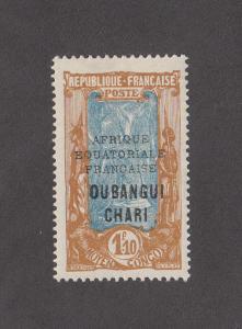 Ubangi Shari Scott #67 MH