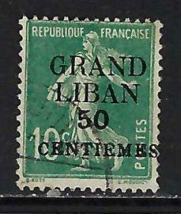 LEBANON 3 VFU A517