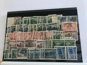 Bohemia and Moravia 1940's mounted mint and used stamps  R22524