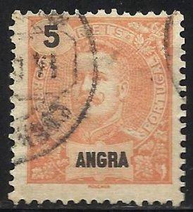 Angra 1897 Scott# 15 Used