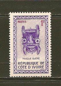 Ivory Coast 172  Mint Hinged