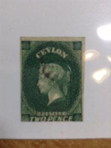 Ceylon  # 4  Used