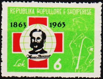 Albania. 1963 6L S.G.735 Unmounted Mint
