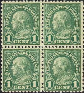 U.S. 578 FVF NH Blk/4  (41719)