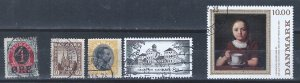 DENMARK USED GR0UP  SCV $27.00 STARTS AT A VERY LOW PRICE!