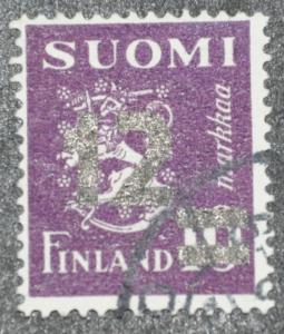 DYNAMITE Stamps: Finland Scott #275 - USED