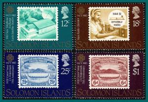 Solomon Isl. MNH 511-4 World Commonwealth Year 1983