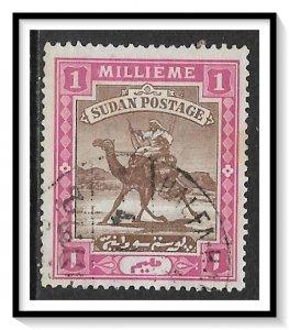 Sudan #9 Camel Post Used