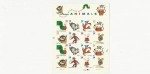 US Stamps/Postage/Sheets Sc #3994a Fav Childrens Books MNH F-VF OG FV $6.24
