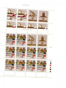 Malta   1979   mini sheets . Mint   VF NH