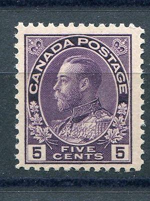 Canada #112 Mint VF NH