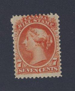 Canada  Revenue MINT Bill Stamp #FB24-7c MH Guide Value = $25.00