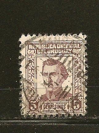 Uruguay 494 Artigas Used
