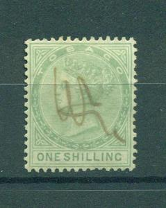 Tobago sc# 23 used cat val $22.50