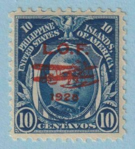 UNITED STATES - PHILIPPINES C22 AIRMAIL  MINT NEVER HINGED OG ** VERY FINE!