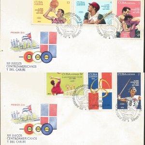 J) 1974 CARIBE, XII CENTRAL AMERICAN AND CARIBBEAN GAMES, SANTO DOMINGO, BOX, BA