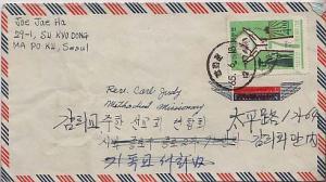 Kenya Uganda & Tanganyika, Airmail