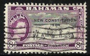 Bahamas 1964 Scott# 193 Used