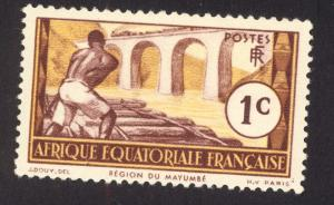 French Equitorial Africa 33 MlH