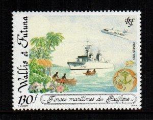 Wallis and Futuna islands  440   MNH cat $ 3.50