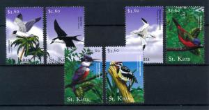 [94150] St. Kitts 2001 Birds Vögel Oiseaux  MNH