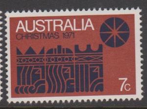 Australia Sc#508e MNH